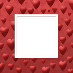 מסגרת לברכה ליום הולדת לבבות (2)