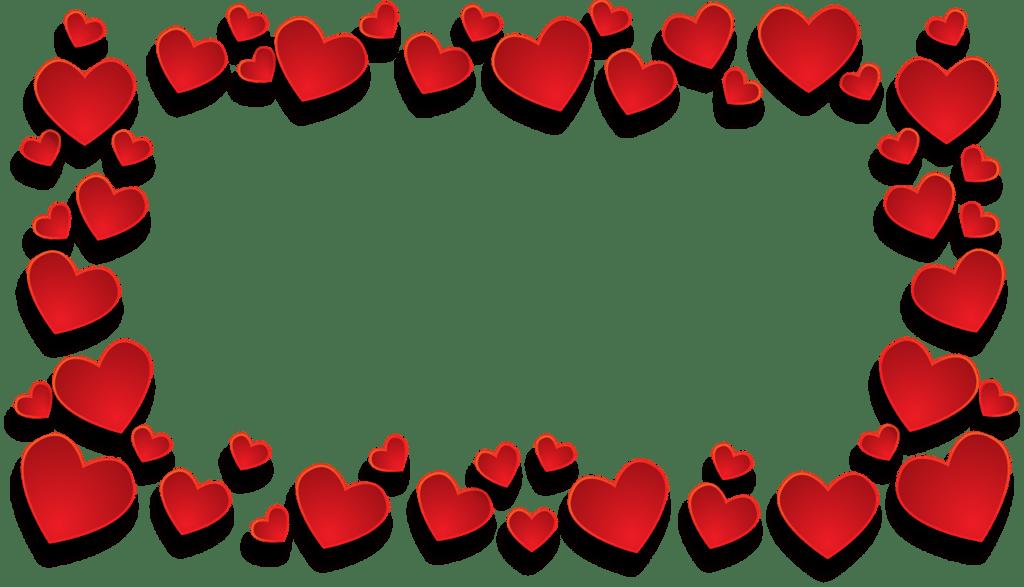 Picture Frame Love Wallpaper: מסגרת לברכה ליום הולדת לבבות