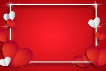 מסגרת לברכה ליום הולדת לבבות – 7
